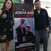 ADEXE & NAU, EL FENÓMENO MUSICAL REGRESA A PUEBLA