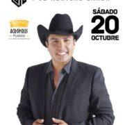Julión Álvarez y su Norteño Banda se presentarán con todos sus grandes éxitos, en Puebla.