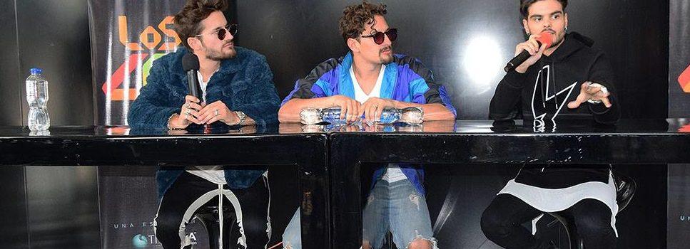 Abraham Mateo, Mau y Ricky visitaron Puebla y firmaron autógrafos a finales de 2018.