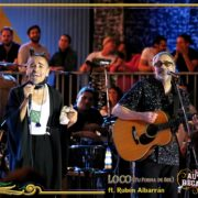 """-""""Los Auténticos Decadentes"""" lanzan su nuevo sencillo """"Loco (tu forma de ser)"""", con la participación de Rubén Albarrán."""