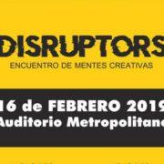 Disruptor  llega al Auditorio Metropolitano