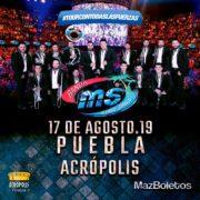 Antes de pisar el Madison Square Garden, Banda MS se presentara en Acrópolis