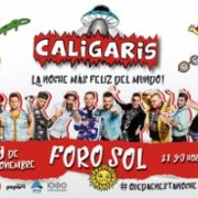 Estrenan Caligaris ft. Ciro y Los Persas-Queda En Esta Noche!