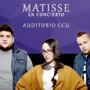 Matisse en concierto