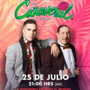 Grupo Cañaveral presenta: Bailando desde casa este 25 de julio
