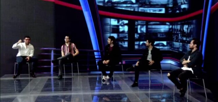 Percance confirma concierto on line