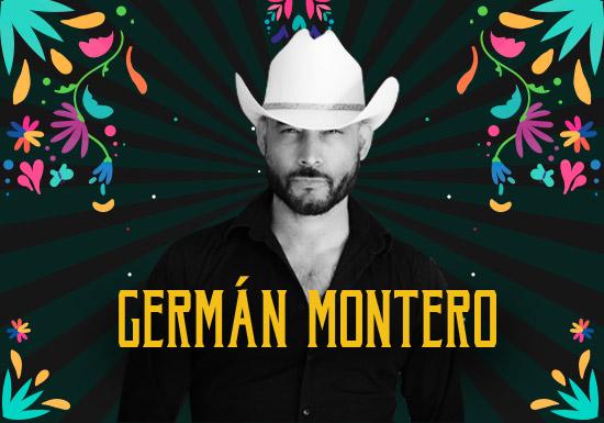 Germán Montero…Nadie sale, que salga la música.