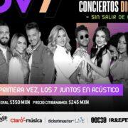 OV7 ofrecerá un show IRREPETIBLE