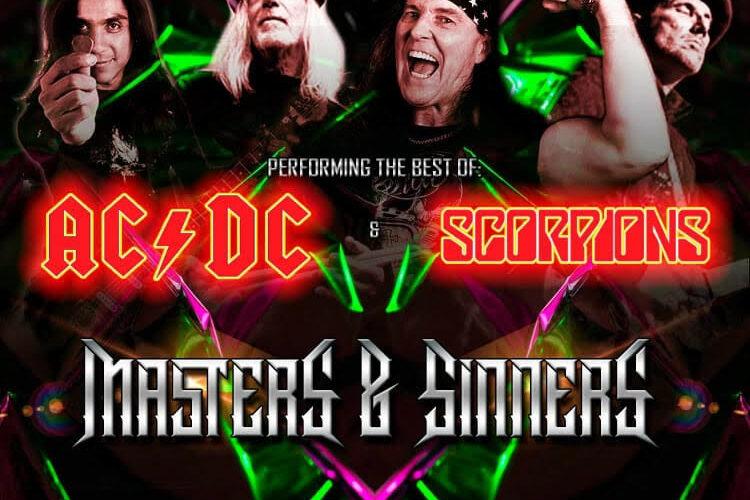 """ANUNCIAN EL PRIMER AUTOCONCIERTO DE ROCK INTERNACIONAL CON EL ESPECTÁCULO """"MASTERS AND SINNERS"""" EN CDMX, PARA RENDIR HOMENAJE A AC/DC Y SCORPIONS"""