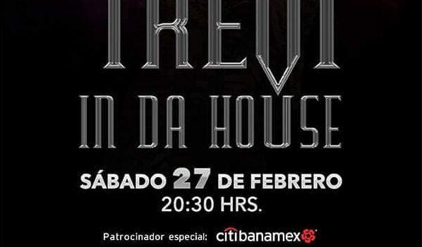 La Diosa de la Noche  Presentará el espectáculo  #TreviInDaHouse