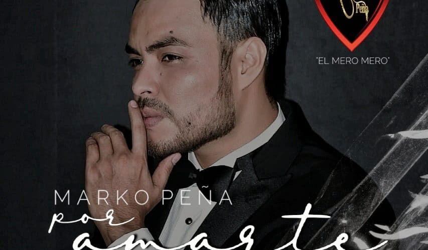 """""""Por amarte"""" la famosa canción de Enrique Iglesias por primera vez en versión norteña, por Marko Peña el Mero Mero"""