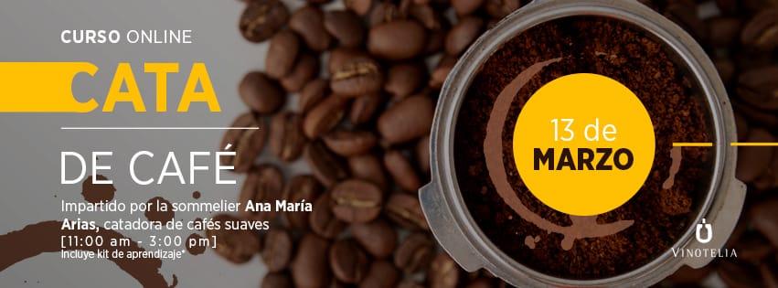 Ana María Arias impartirá el próximo 13 de marzo un curso en línea sobre cata de cafe