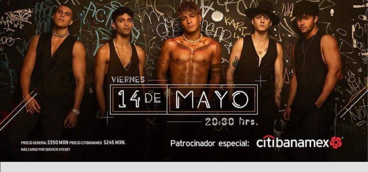 La boyband más exitosa de Latinoamérica CNCO ofrecerá un concierto virtual en vivo