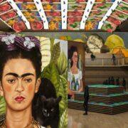 """LA EXPOSICIÓN """"VIVA FRIDA KAHLO – IMMERSIVE EXPERIENCE"""" SE ESTRENA A NIVEL MUNDIAL EN EL PRIMER MUSEO DE ARTE INMERSIVO DE SUIZA"""
