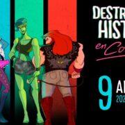 Por primera vez en México Destripando la Historia ofrecerá un concierto que te volverá Loki